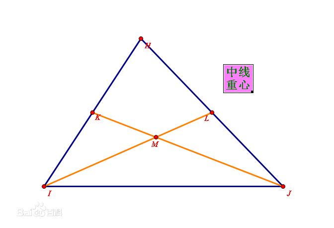 三角形五心