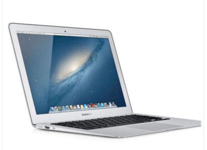 苹果【Macbook Air】4G  128G 9成新  国际版 酷睿i5 3317U 1.7Gh 银色201211寸充头+线06-18-1