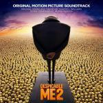 神偷奶爸2 电影原声带 despicable me 2 (original motion picture soundtrack)