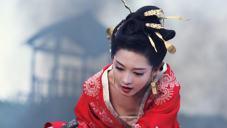 电视剧《楚乔传》的大魏公主剧照
