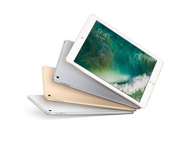 苹果 【Apple iPad (第5代)】 金色 WIFI版 32 G 国行 95成新