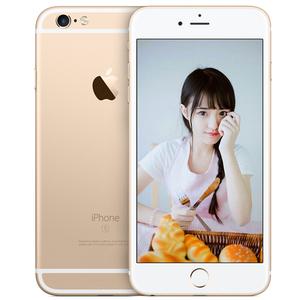苹果【iPhone 6S Plus】16 G 99成新  全网通 国行 金色