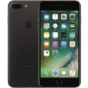 苹果【iPhone 7 Plus】全网通 黑色 32G 国行 8成新