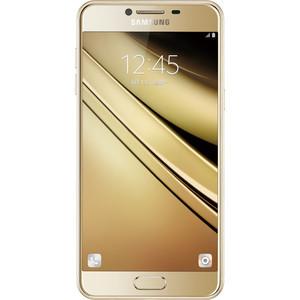 三星【Galaxy C5】金色 全网通 32 G 国行 8成新