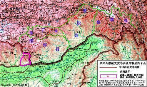 中国地图边境地图