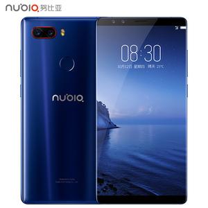 努比亚【Z17S】全网通 蓝色 128G 国行 8成新