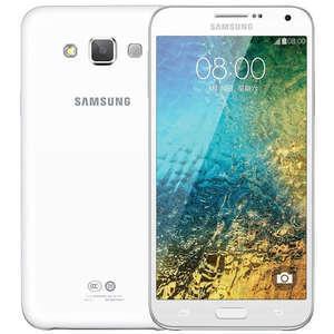 三星【Galaxy E7】移动联通 4G/3G/2G 白色 16 G 国行 8成新