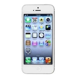 苹果 【iPhone 5】 联通 3G/2G 白色 16 G 国际版 9成新