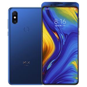 小米【MIX3】全网通 蓝色 8G/128G 国行 9成新