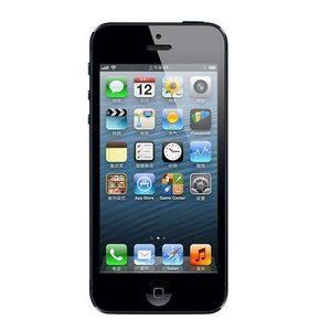 苹果 【iPhone 5】 联通 3G/2G 黑色 32 G 国行 8成新