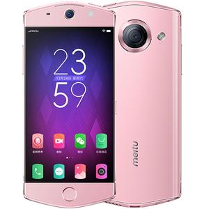 美图秀秀【M 6】粉色 全网通 64 G 国行 8成新 3G/64G真机实拍