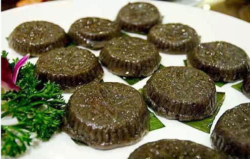 珠海美食——艾饼
