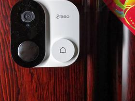 能说会看智能小门神-360可视门铃1C【体验篇】