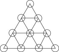 图中共有九个小三角形,它们的顶点处各有一个上算图纸怎么从工作量图片