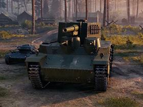 坦克世界|全新I系重坦线路登场!新版本更新预览!