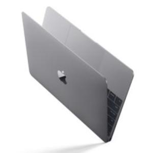 苹果【苹果 15年 12寸 MacBook (外观型号:A1534)】8G  256G 9成新  国行 英特尔酷睿M 1.1Ghz 银色真机实拍金色充头+线2016-06-09-1