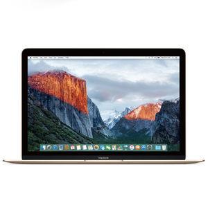 苹果【Macbook 12 2015款】金色 国行 8G/128G 英特尔酷睿M 1.1Ghz 95成新 真机实拍