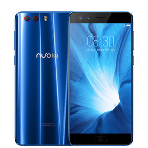 努比亚【Z17 miniS】全网通 蓝色 6G/64G 国行 9成新