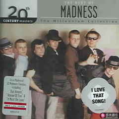 20th century masters - the millennium collection: the best of madness