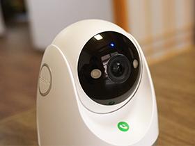 360智能摄像头云台AI标准版开箱体验