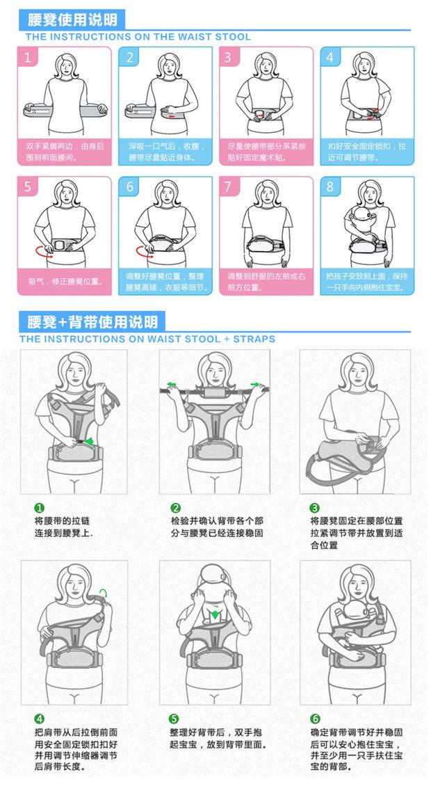 婴儿根本就不适合使用双肩背带腰凳。 双肩背带腰凳在2013年美国颁布最新强制性婴儿背带标准的时候,已经全面在欧美发达国家禁售了。现在国内能买到的双肩婴儿背带腰凳,全部是禁售以后欧美淘汰的生产线被廉价购入中国后加工生产的产品。特别是在冬天。使用双肩背带如果选择不慎,会直接导致婴儿窒息死亡。