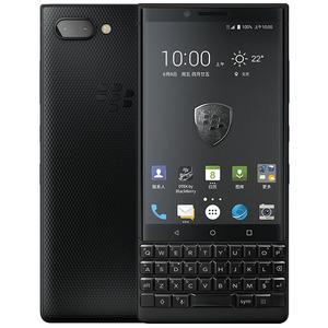 黑莓【黑莓 KEY 2】全网通 黑色 6G/64G 国行 8成新