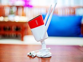 守家护店的安全卫士—360智能摄像机红色警戒高配版