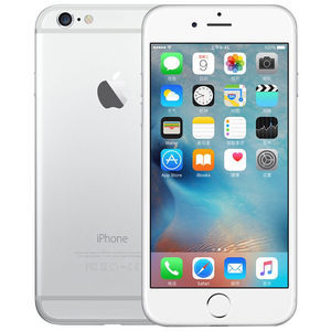 苹果【iPhone 6 Plus】移动联通 4G/3G/2G 银色 16G 港澳台 9成新