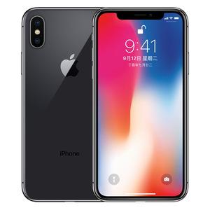 苹果【iPhone X】全网通 灰色 256G 国行 8成新 真机实拍