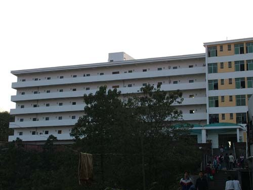 江西萍乡高等专科学校