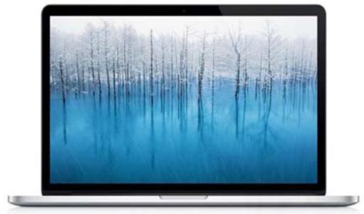 苹果【苹果 15年 13寸 MacBook Pro   型号:A1502】银色 国行 8G  128G i5 2.7GHz 8成新 真机实拍充头+线2019-07-07-1