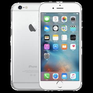 苹果【iPhone 6】全网通 银色 128G 国际版 9成新
