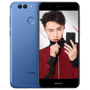 华为【Nova2 Plus】移动 4G/3G/2G 蓝色 128G 国行 8成新