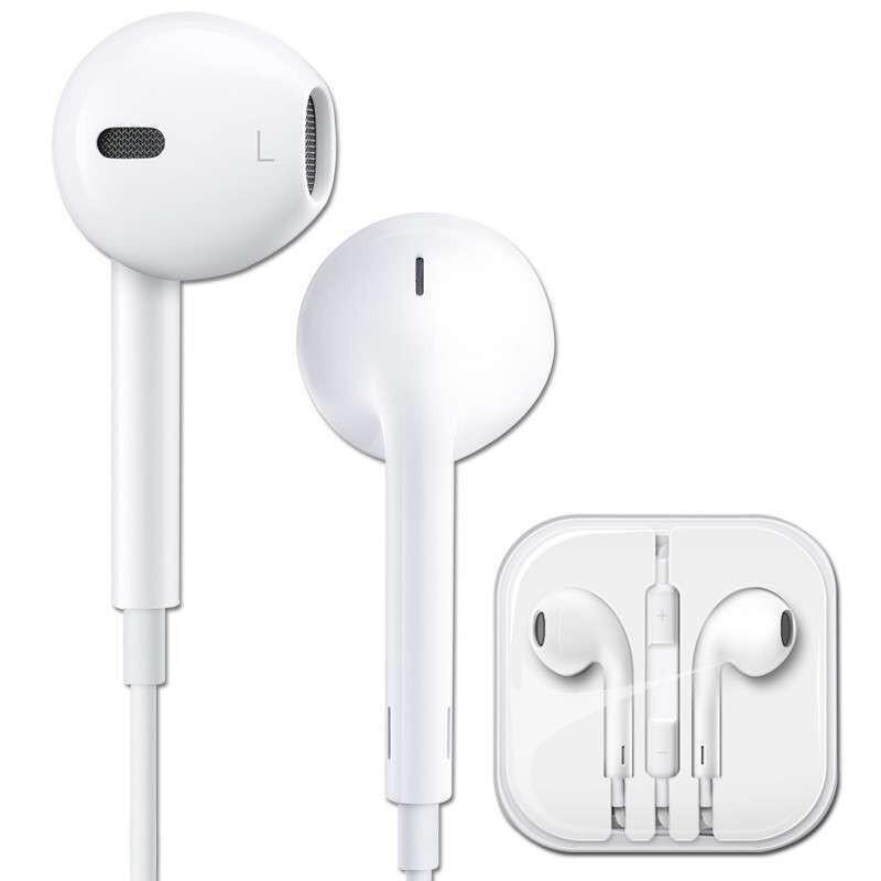 苹果apple earpods耳机