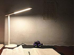 孩子读书、写作的好伙伴!360台灯1S使用评测