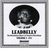 leadbelly arc & library of congress recordings vol. 3