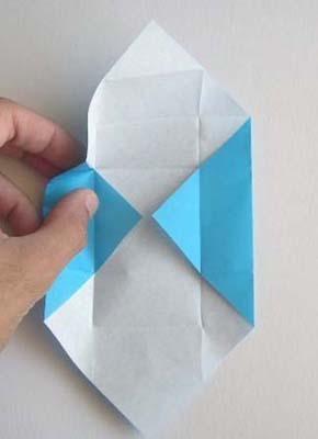 怎么折纸盒子