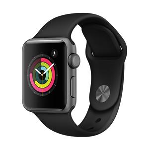 苹果【Apple Watch Series3】其他(不支持4G) 黑色 8 G 国行 9成新