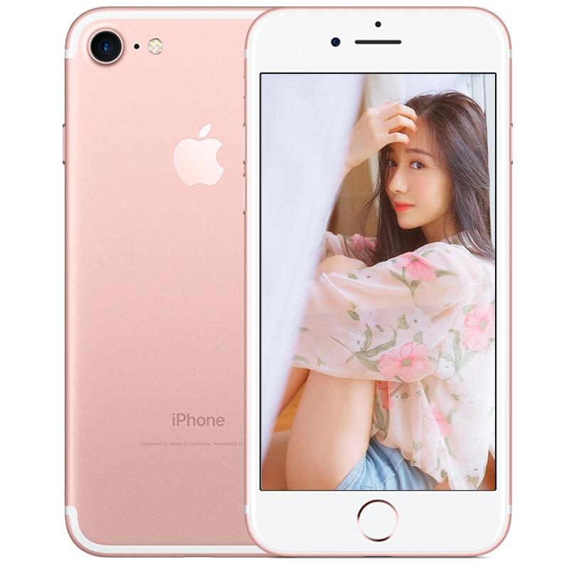 iPhone7 32玫瑰金