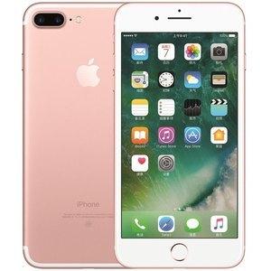 苹果【iPhone 7 Plus】全网通 玫瑰金 32G 国行 7成新 真机实拍