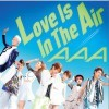 love is in the air (single)