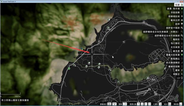 gta5邪教村山洞在哪