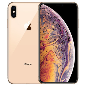 苹果【iPhone Xs Max】64G 99成新  全网通 国行 金色国行靓机顺丰包邮
