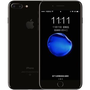苹果【iPhone7 Plus 特价】128G 全网通 国行 亮黑色 99成新