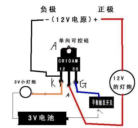 晶闸管调光电路原理_360问答 600x200 - 17kb - jpeg 10a单向可控硅