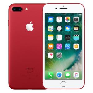 苹果【iPhone 7 Plus】全网通 红色 128G 国行 7成新 真机实拍