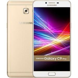 三星【Galaxy C9 Pro】全网通 金色 64G 国行 8成新 型号:SM-C9000