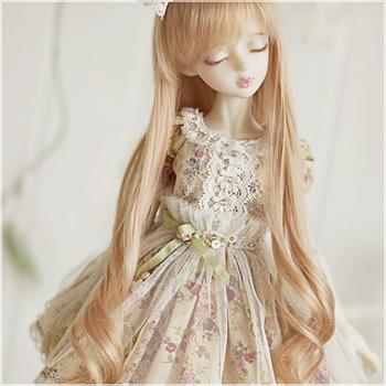 叶罗丽娃娃能穿bjd,sd的衣服吗? 在大小相同的情况下.