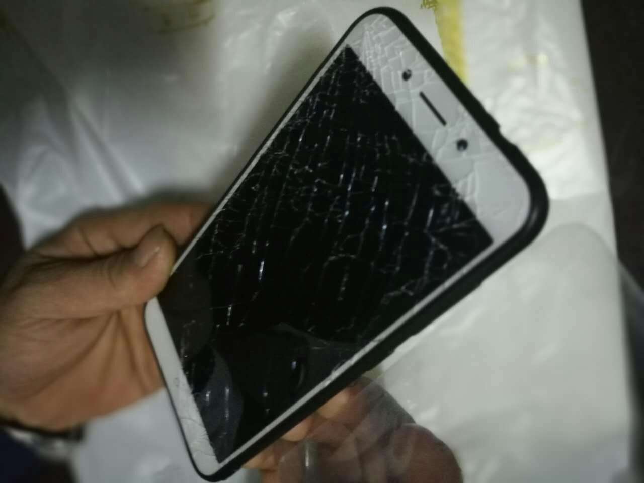 关于手机钢化玻璃膜的事情.