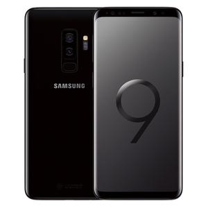 三星【GALAXY S9+】全网通 黑色 6G/128G 国行 7成新 真机实拍